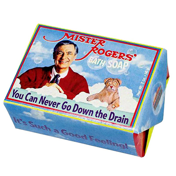 Mister Rogers Soap