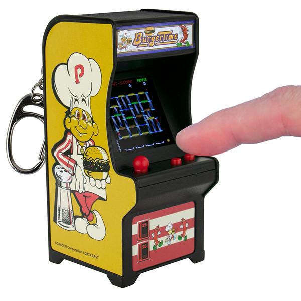 Super Impulse BurgerTime Tiny Arcade