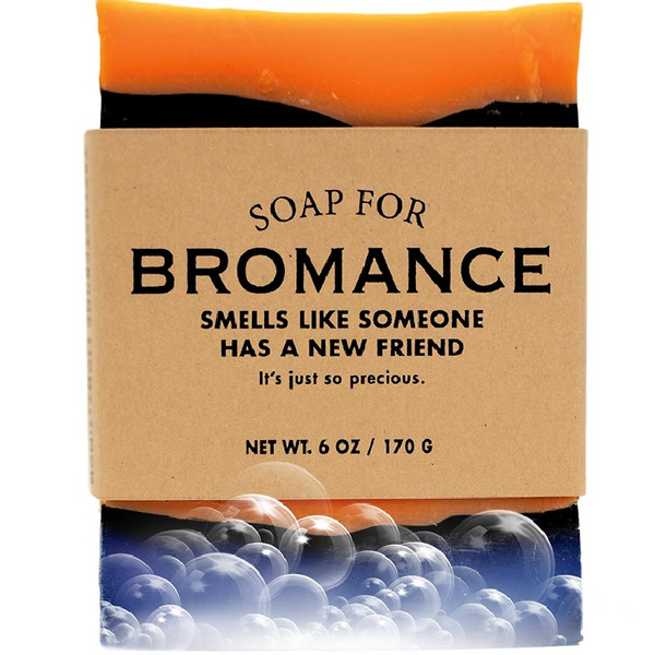 Soap for Bromance