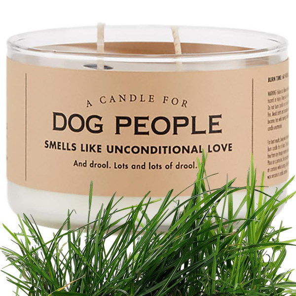 Candle for Dog People Whiskey River Purchase