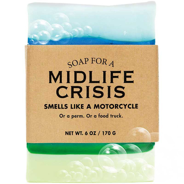 Soap for a Midlife Crisis - Purchase Whiskey River