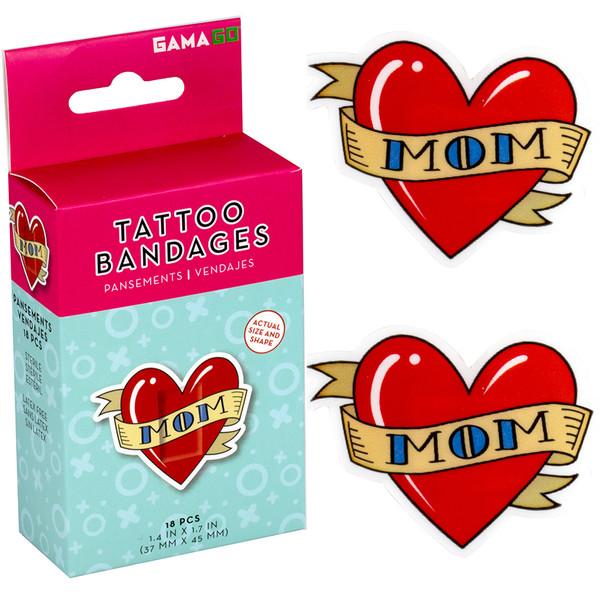 Mom Tattoo Bandages