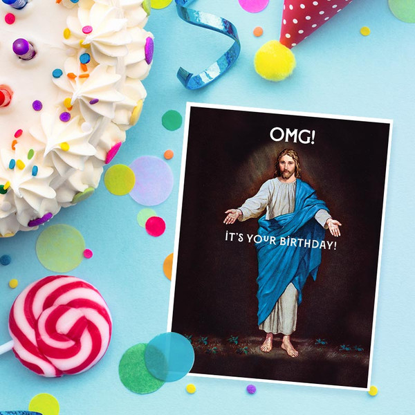 Birthday Wishes From Jesus