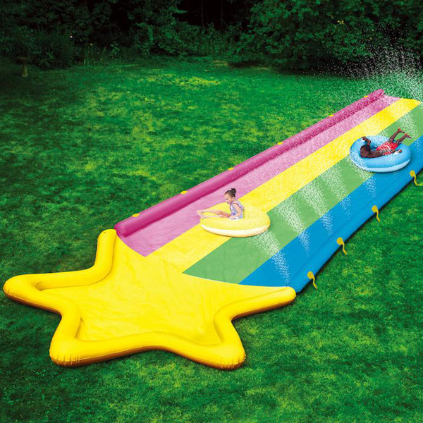 Rainbow Super Slide by Big Mouth Toys Buy Online