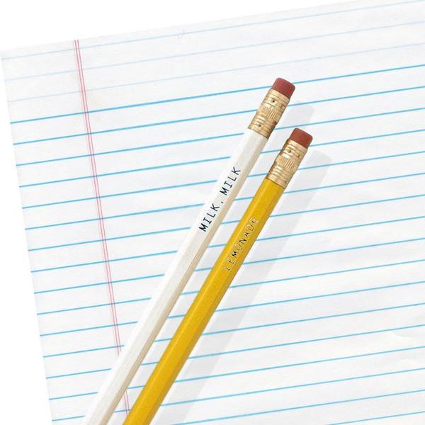 Milk, Milk, Lemonade Pencils Song From Childhood