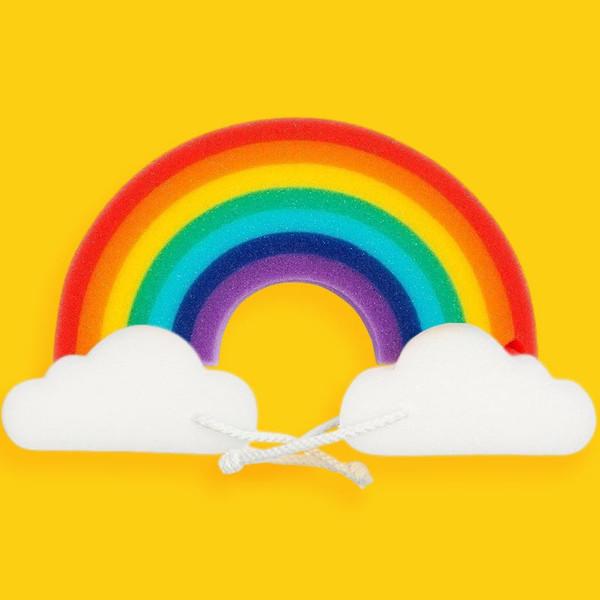 Rainbow Bath Sponges | Sunny Life
