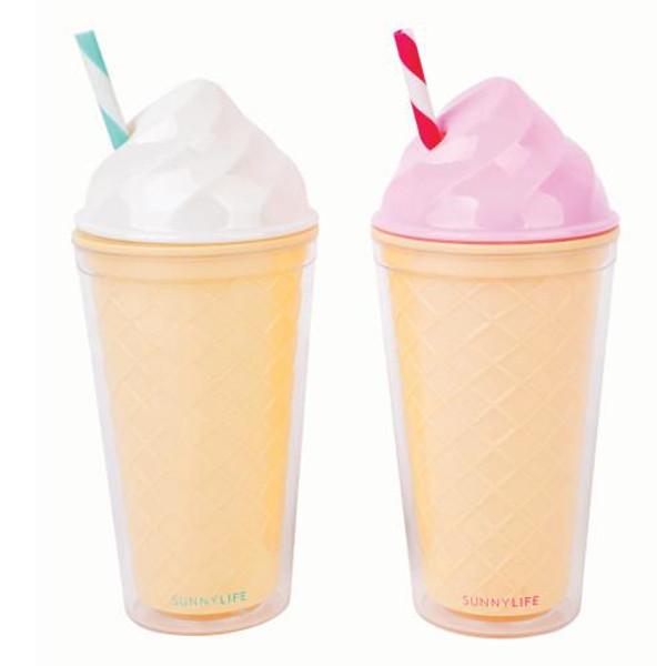 Ice Cream Cone Tumbler