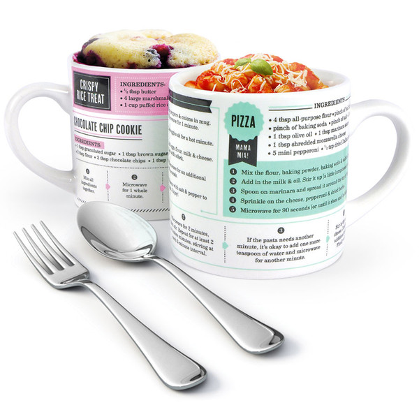 Fred Sweet And Salty Grub Mugs