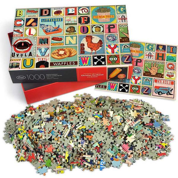 Artist Edition Puzzle - XYZ
