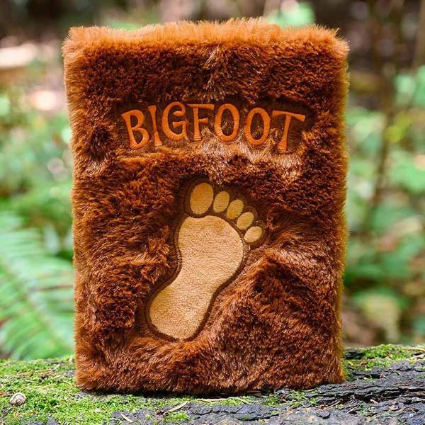 Bigfoot Fan Notebook Journal