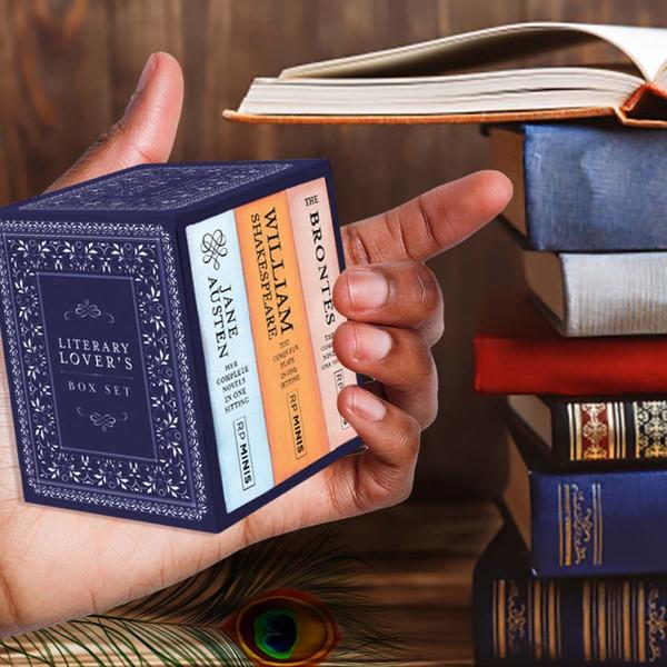Literary Lover's Mini Box Set