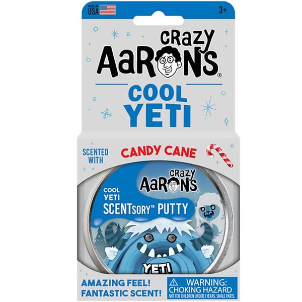 Cool Yeti Create + Melt Scentsory Putty