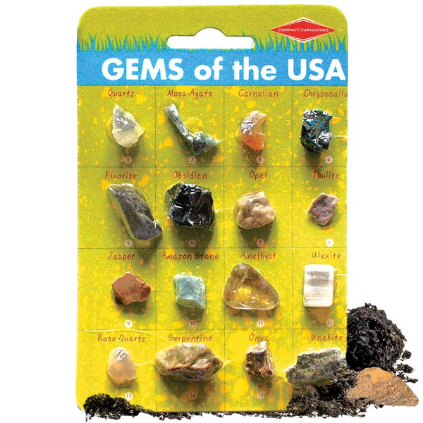 Gems Of The USA Collection