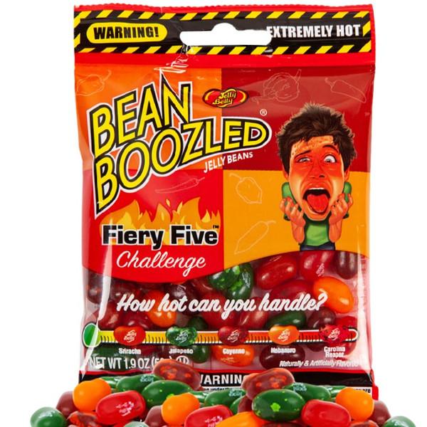 Jelly Belly Bean Boozled Fiery Five