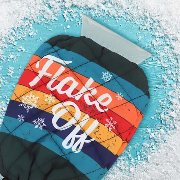 Flake Off Mitten Ice Scraper