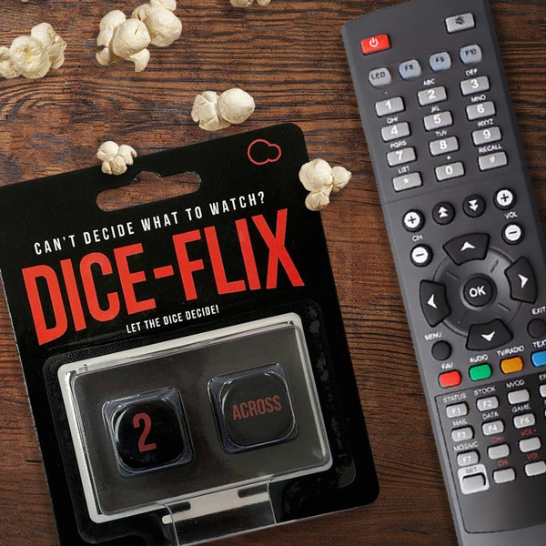 What's New To Watch On Netflix Dice