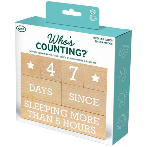 Who's Counting? Parents Edition