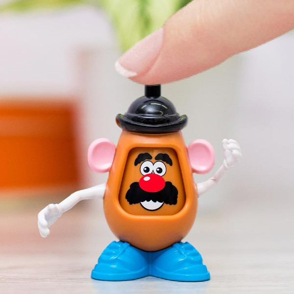 World's Smallest Mr. Potato Head
