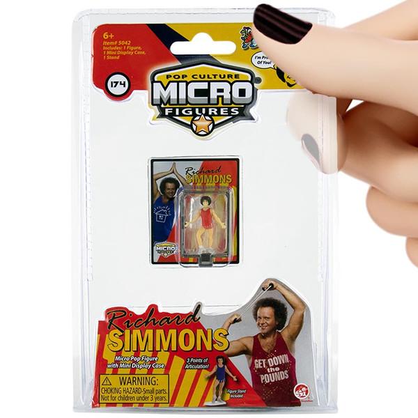 Super Impulse Richard Simmons Micro Figure