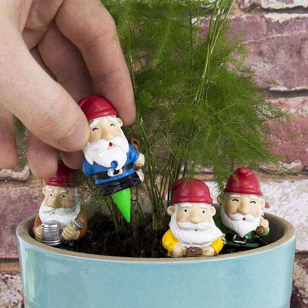 Plant Pot Gnomes