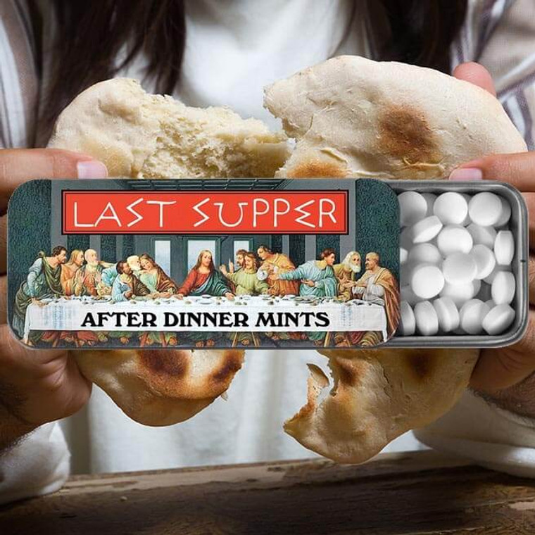 Easter Candy: Last Supper After Dinner Mints