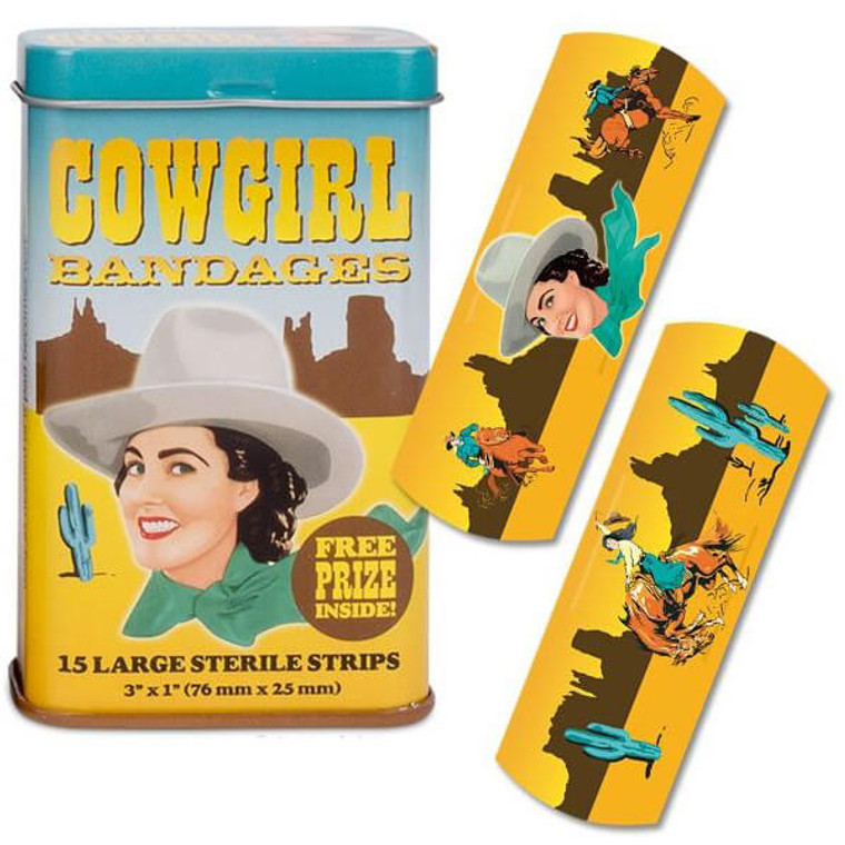 Cowgirl Bandages