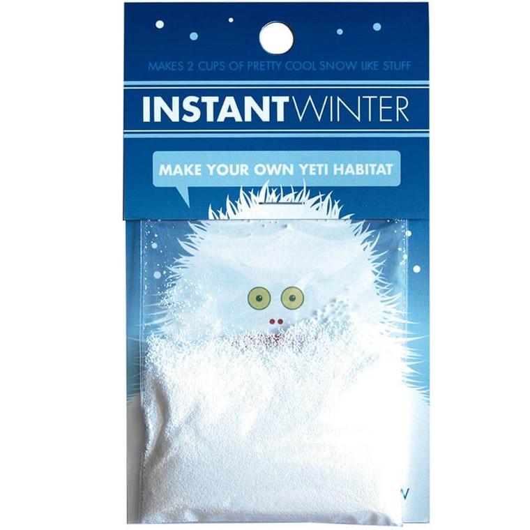 Instant Winter Snow