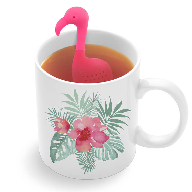 Tropic Tea Flamingo Infuser