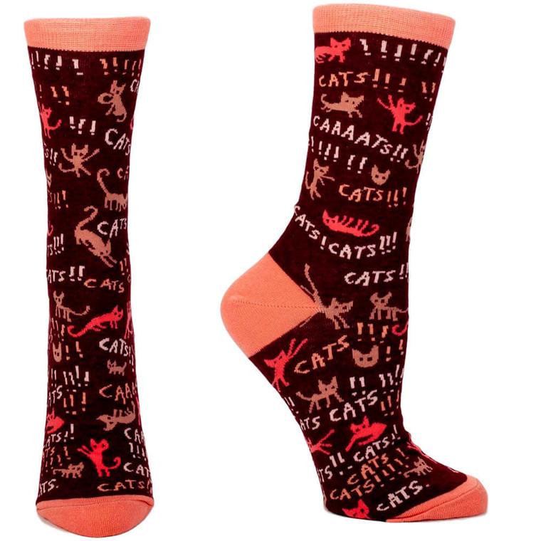 Cats! Socks
