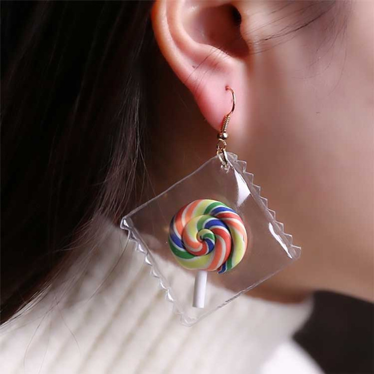 Oh Lolli Lolli Lolli Lollipop Earrings