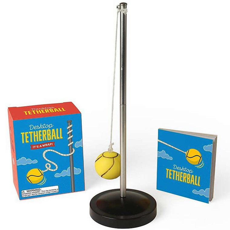 Desktop Tetherball Game