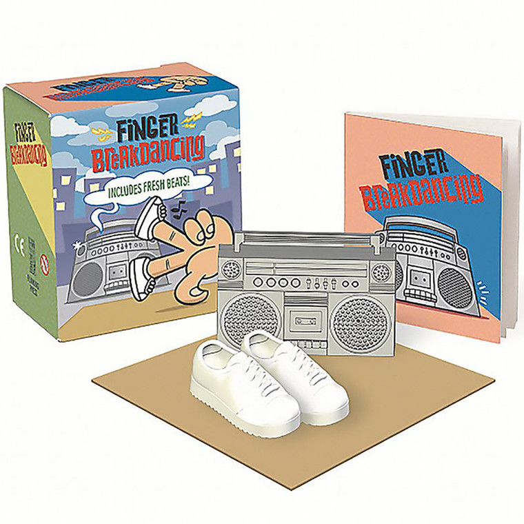 Finger Break Dancing Kit