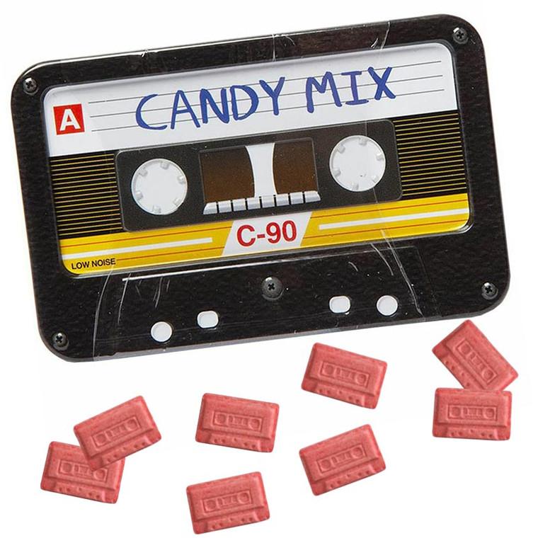 Retro 1980's Cassette Tape Candy