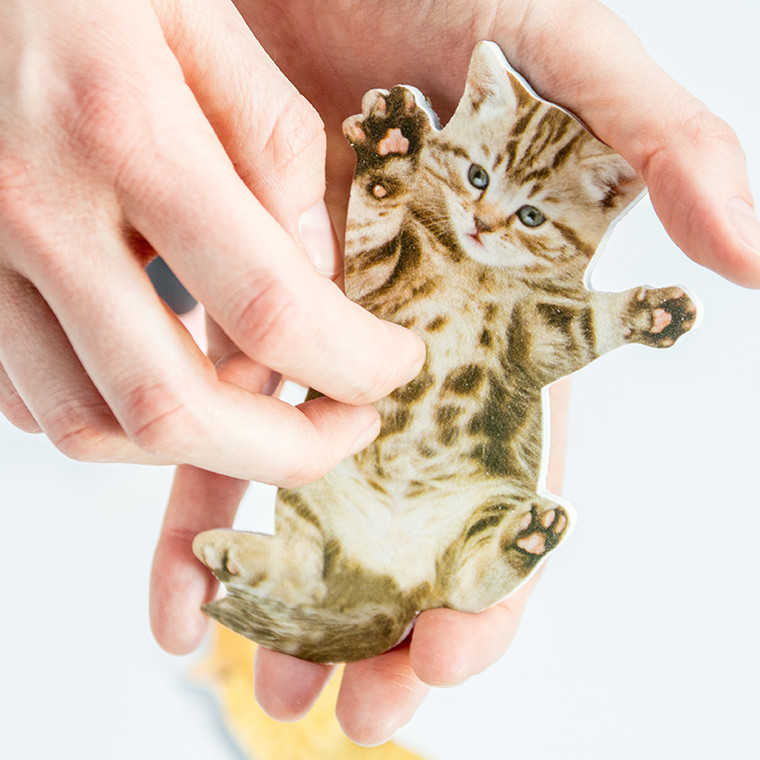 Purrfect Nails Cat Belly Nail File