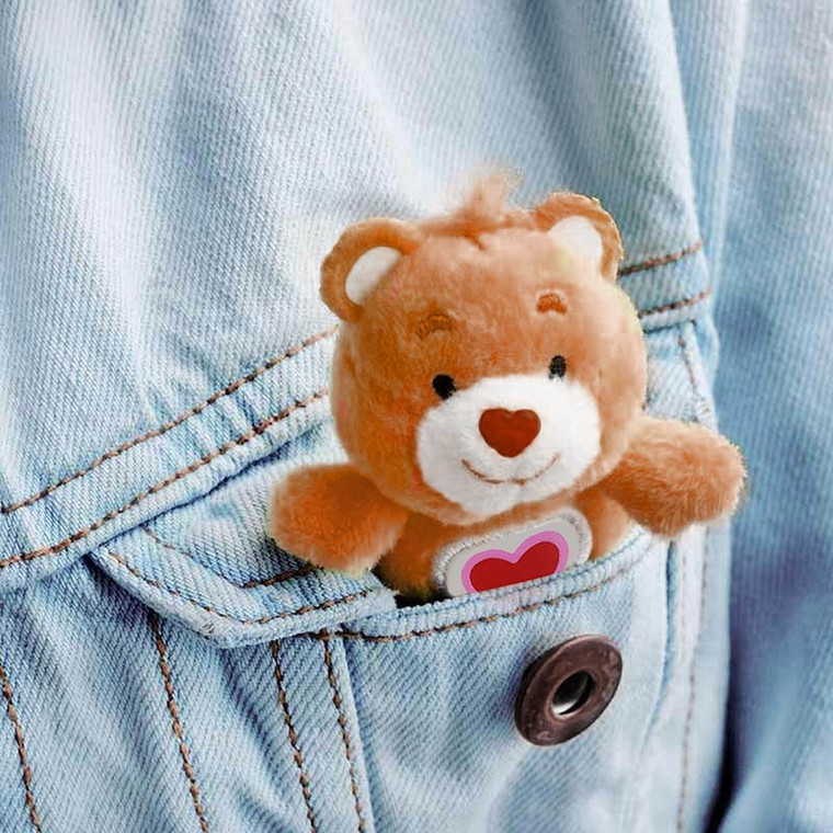 Official World's Smallest Care Bear