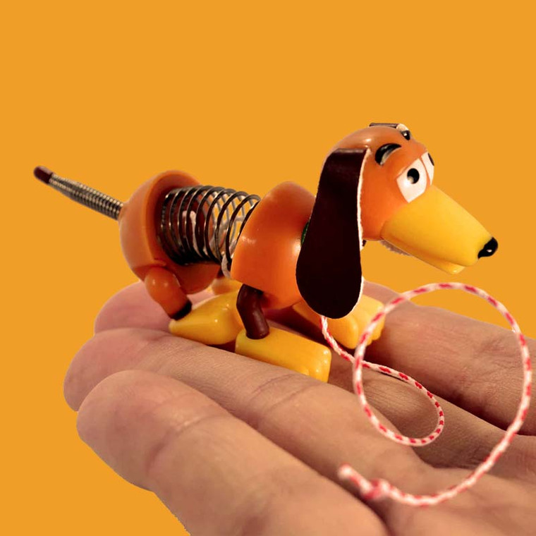 World's Smallest Collector's Edition Slinky Dog Purchase