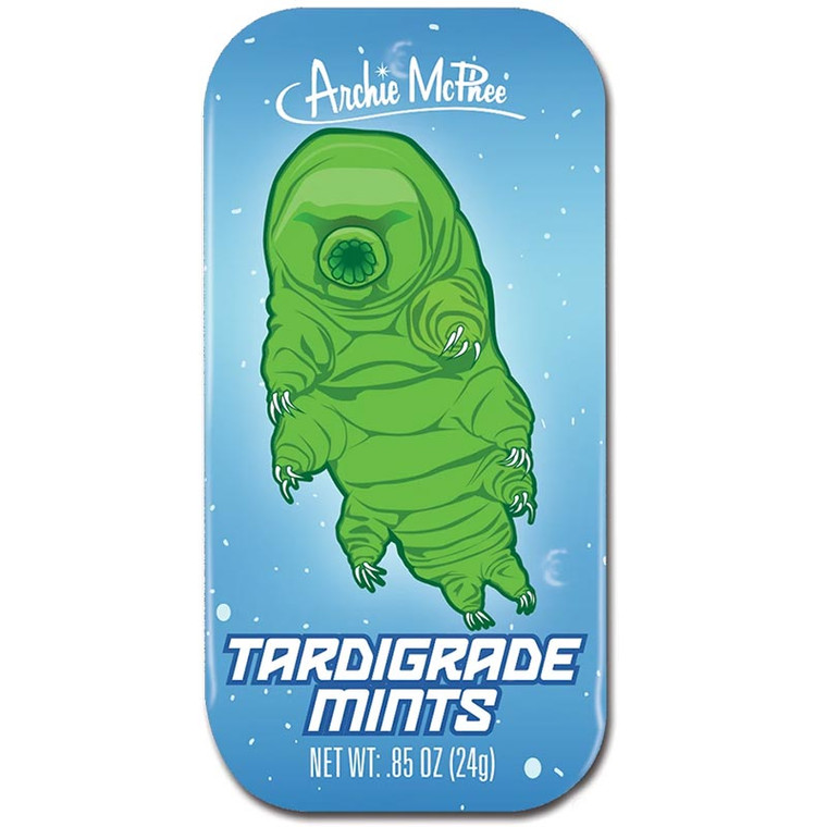 Tardigrade Mints by Archie Mphee