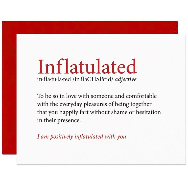 Inflatuated - So Happy we can fart in front of each other!