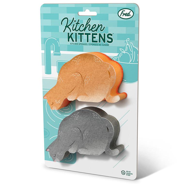 Kitchen Kittens Dish Sponges