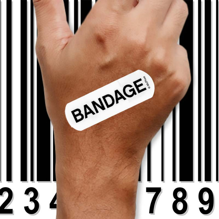 Archie Mcphee Generic Bandages