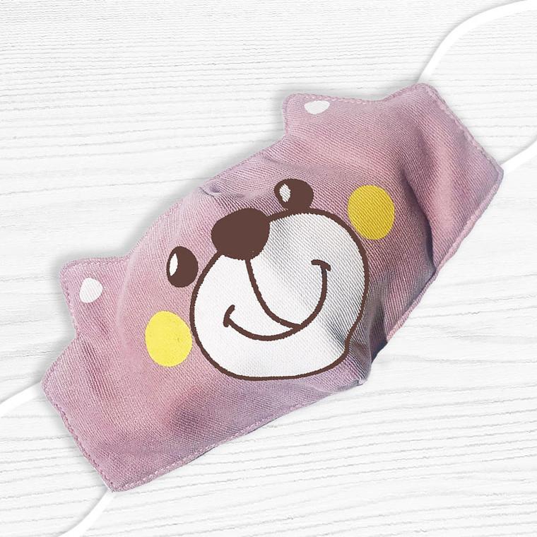 Kid's Bear Kids Face Mask