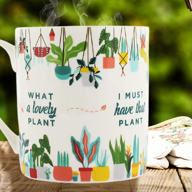 Plant Lady Gift
