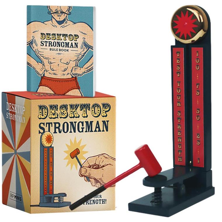 Desk Toy Office Desktop Strongman