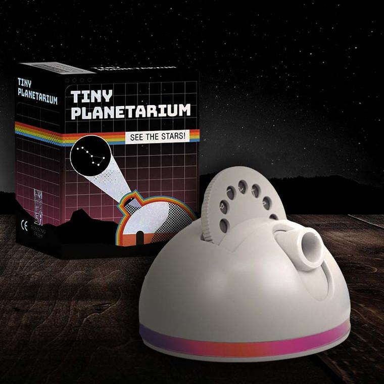 Tiny Planetarium