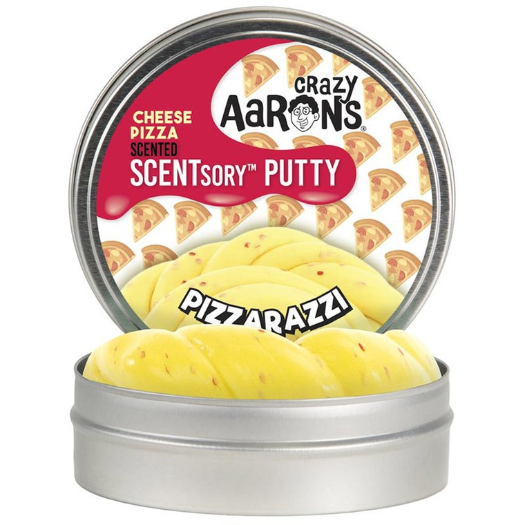 Pizzarazzi Cheese Pizza Scented Putty