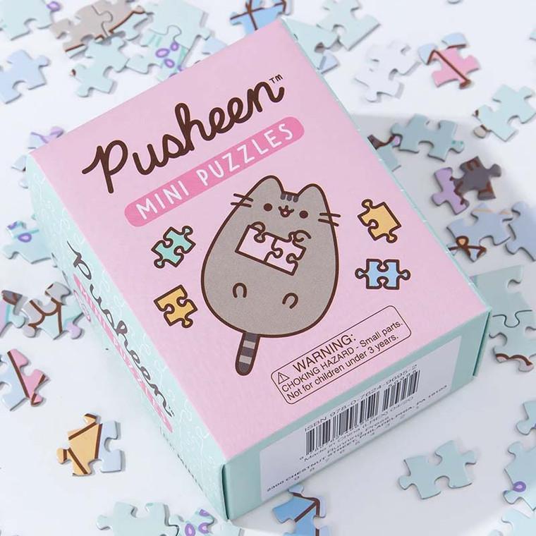 Pusheen Mini Puzzles - Kawaii Cat