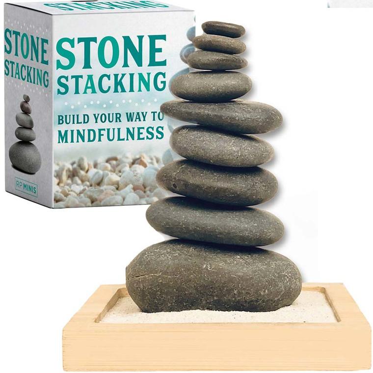 Mindfulness Stone Stacking Kit