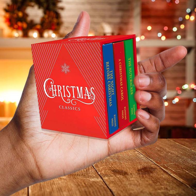 Mini Hardcover Christmas Classics Set