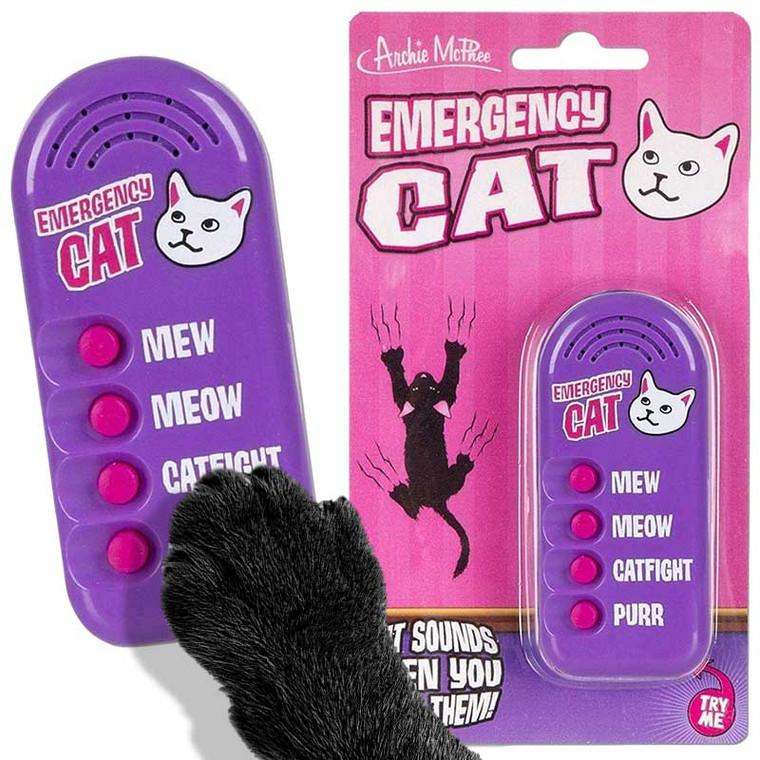 Emergency Cat Sounds-  Electronic sound maker