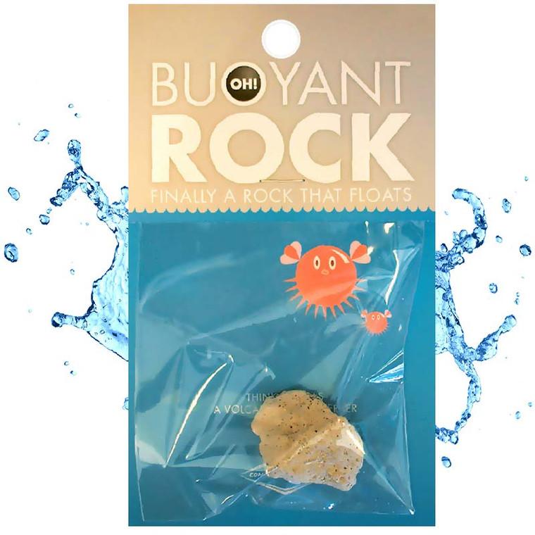 Buoyant Rock - Educational Toy